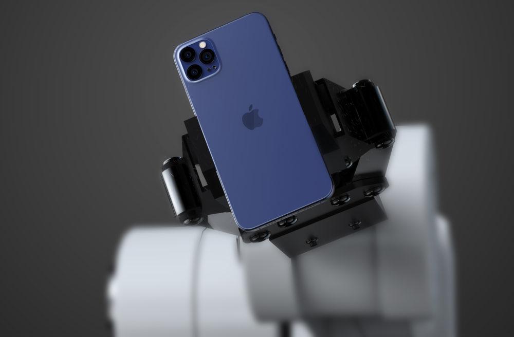 Apple iPhone 12 Bleu Navy iPhone 12 Pro : du mieux pour la photo, écran ProMotion à 120 Hz, amélioration de Face ID...