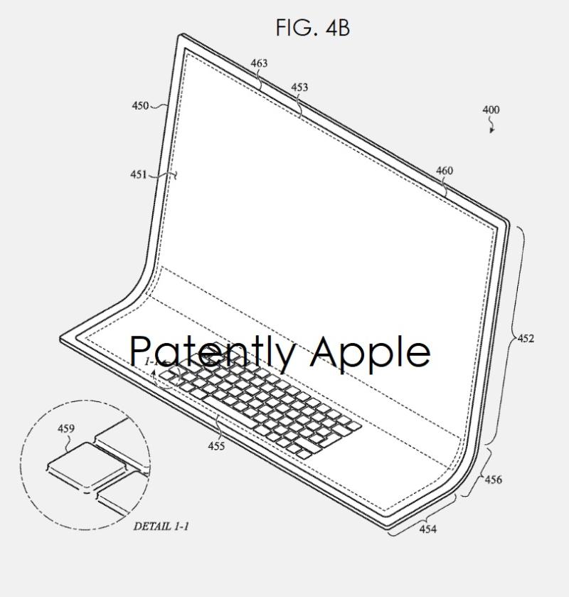 Brevet iMac Bloc de Verre 3 Brevet : Apple imagine un iMac en une seule plaque de verre incurvée