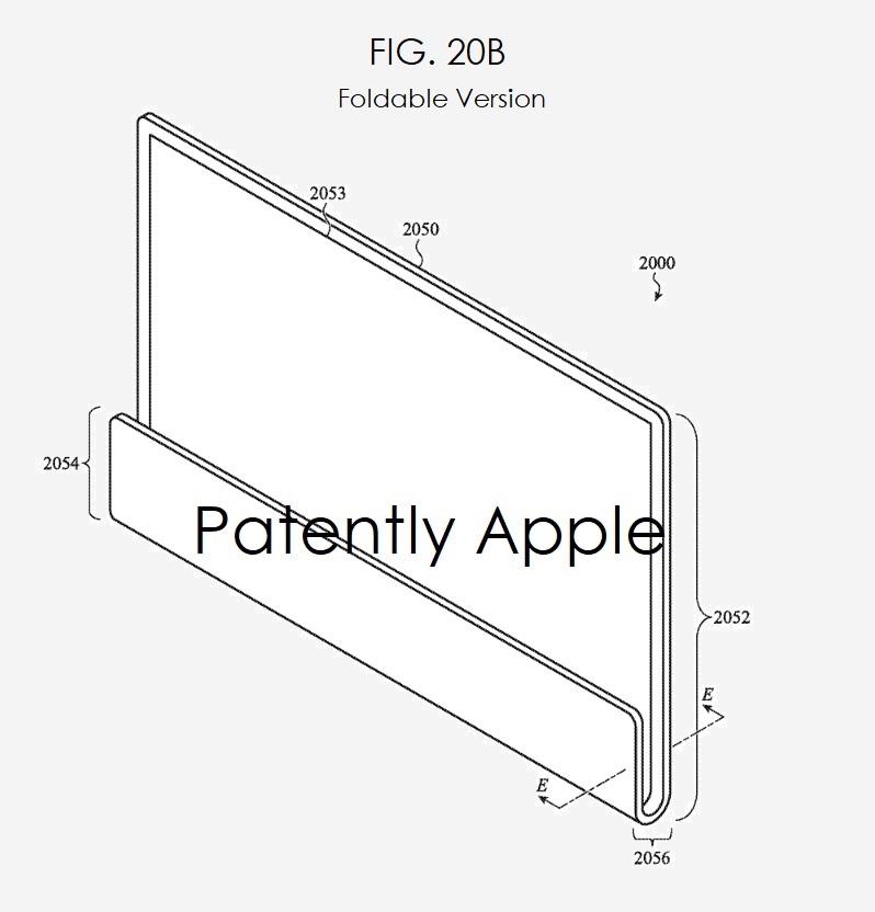 Brevet iMac Bloc de Verre 6 Brevet : Apple imagine un iMac en une seule plaque de verre incurvée