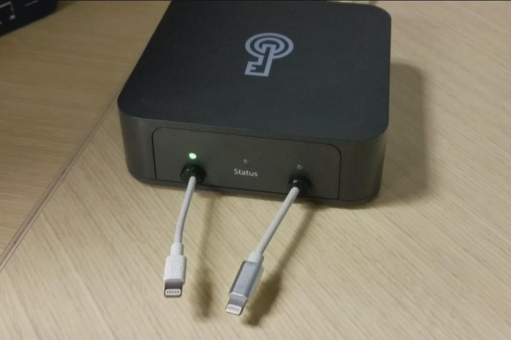 GrayKey Greyshift Les données dun iPhone 11 Pro Max verrouillé ont été accédées par le FBI grâce à GrayKey