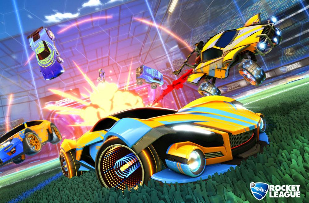 Jeu Rocket League Le jeu Rocket League remboursera les joueurs sur Mac et sur Linux