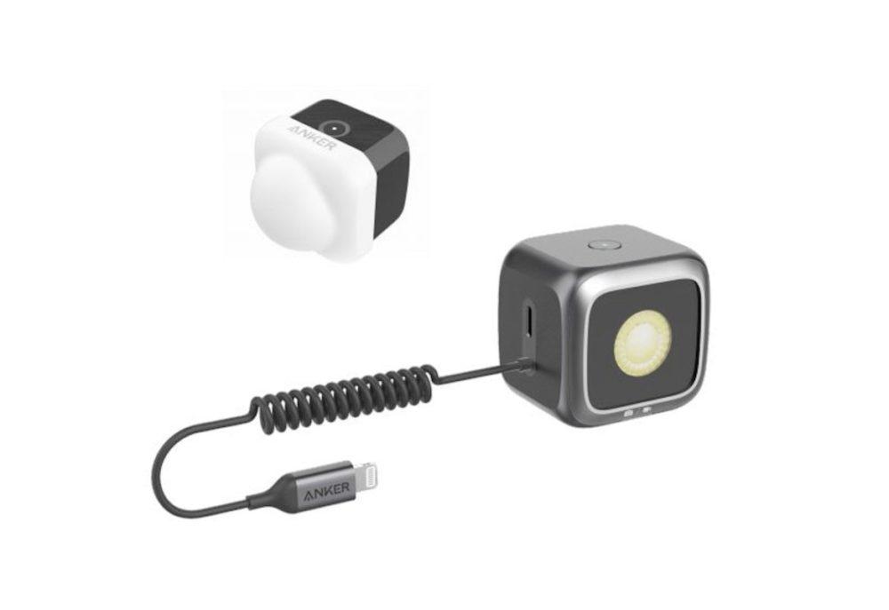 anker mfi iphone led flash Anker lève le voile sur le premier flash LED pour iPhone certifié MFi