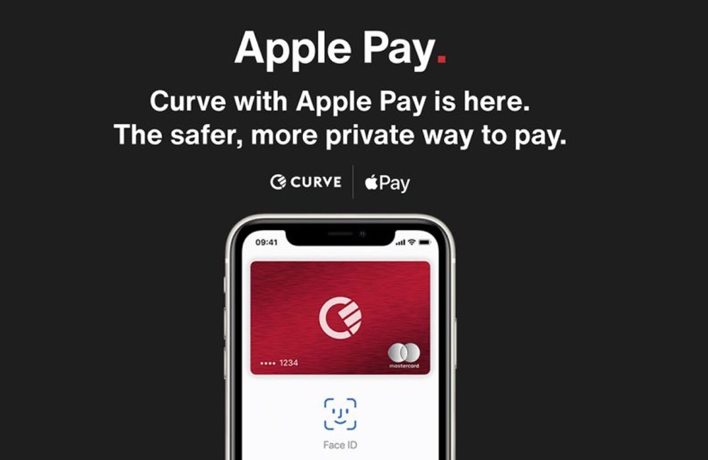 apple pay curve Curve et Apple Pay compatible en Europe