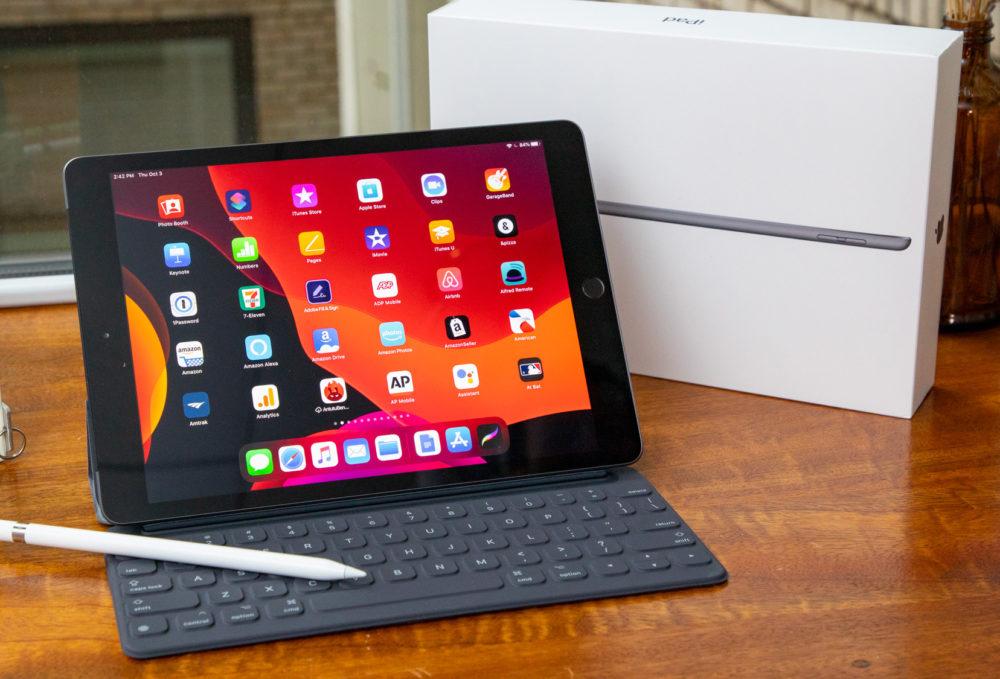 iPad Pro Smart Keyboard iPad Pro : un Smart Keyboard avec des touches rétroéclairées et le mécanisme à ciseaux ?