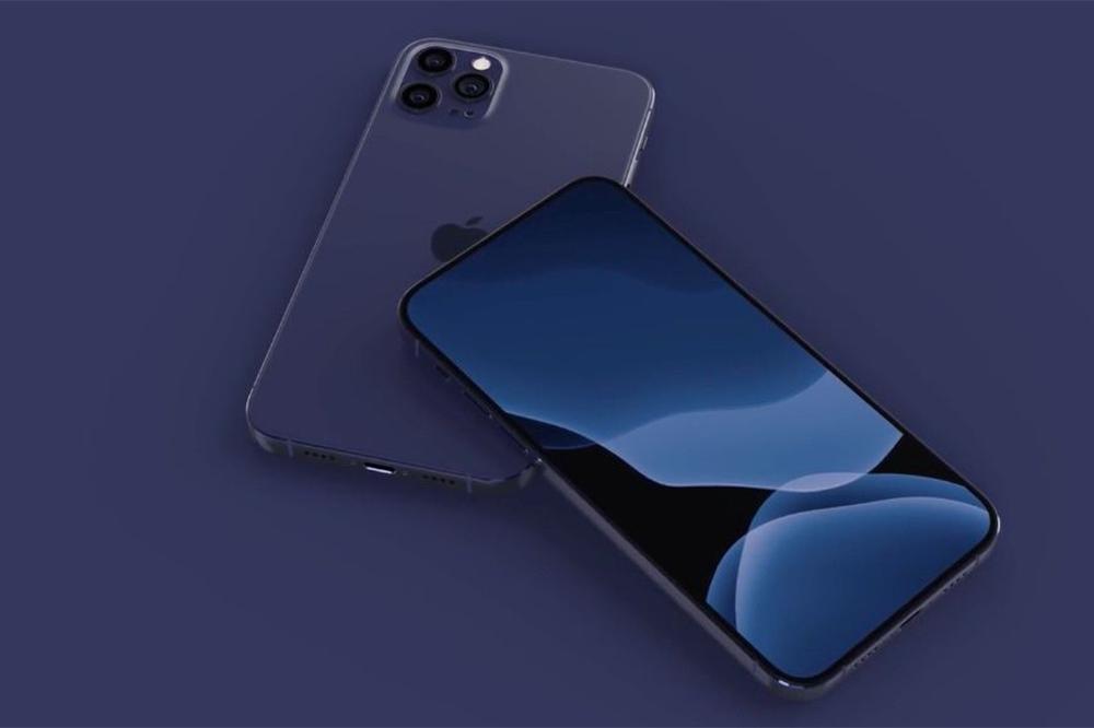 iPhone 12 Bleu Navy iPhone 12 : les rumeurs évoquent un nouveau coloris Bleu Navy