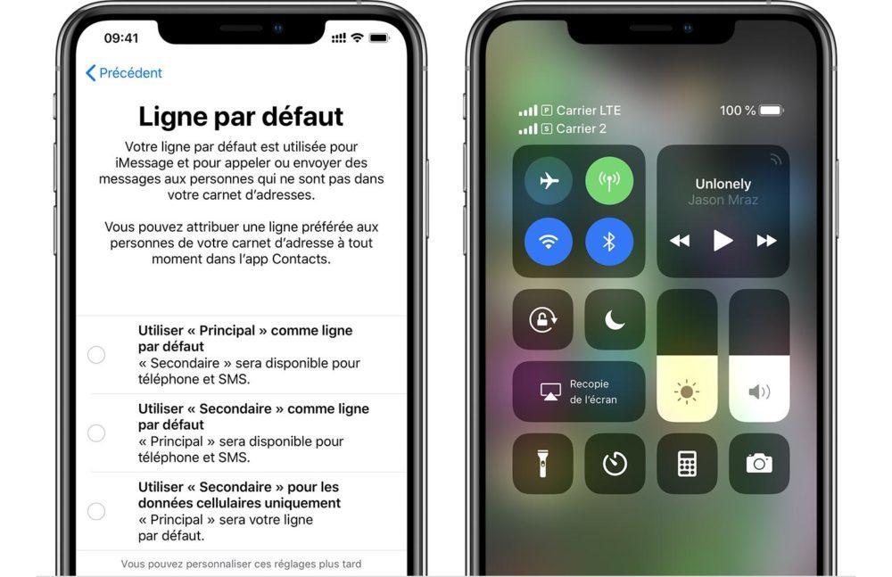 iPhone Apple eSIM LeSIM chez Bouygues Telecom, cest pour le printemps 2020