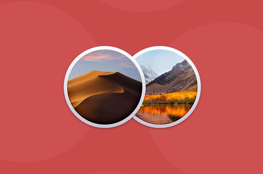 macOS Mojave macOS High Sierra De nouvelles mises à jour de sécurité pour macOS High Sierra et Mojave sont disponibles