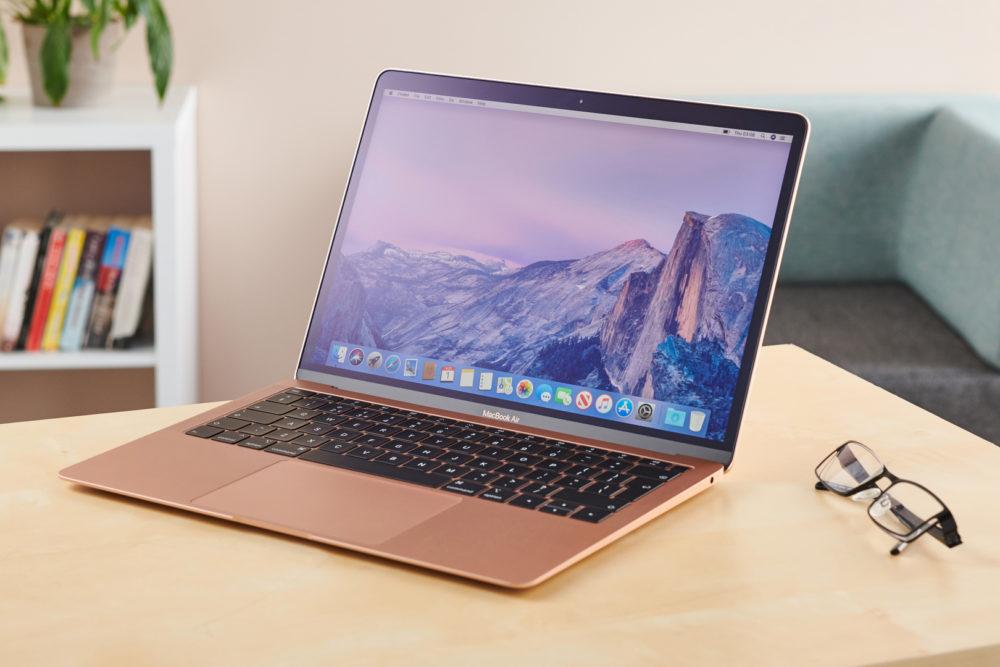 2019 MacBook Air Le premier Mac avec un processeur ARM (conçu par Apple) arriverait au début de lannée 2021