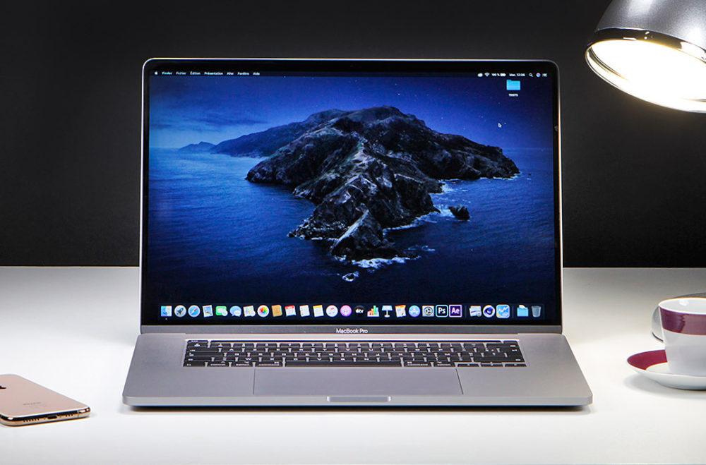 Apple MacBook Pro 16 Pouces MacBook Pro 16 pouces : Apple vend désormais la puce graphique Radeon Pro 5600M