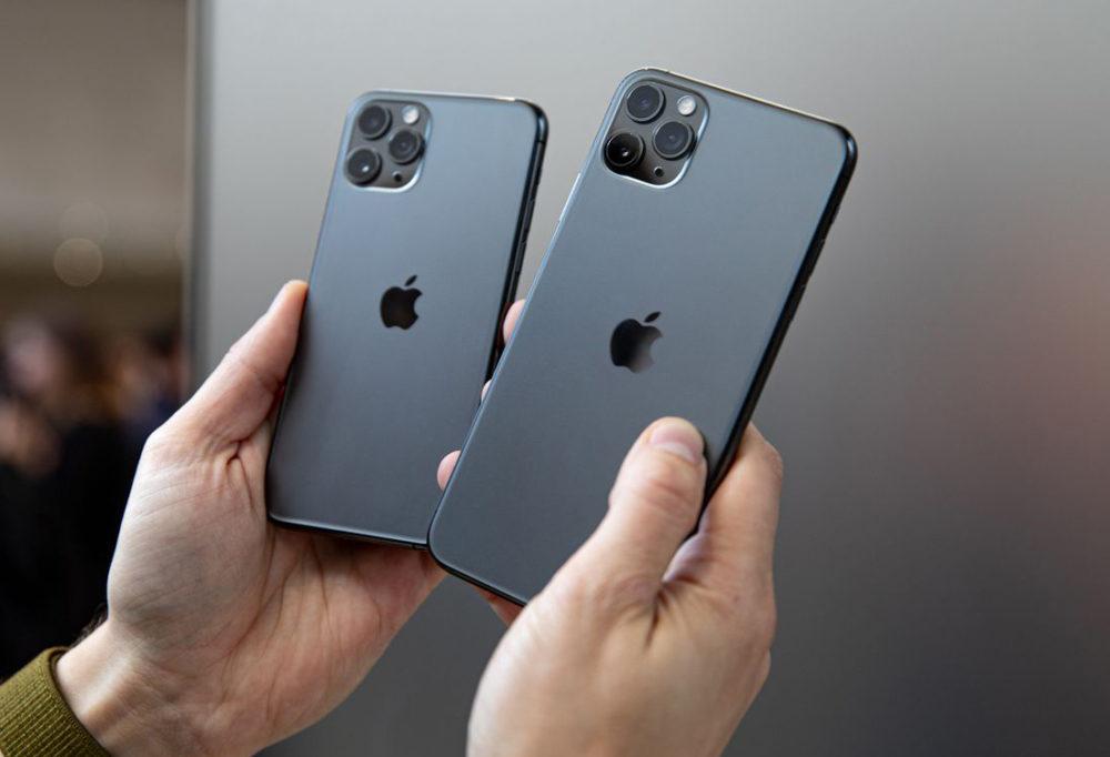 Les iPhone 12 Pro et 12 Pro Max sont là, clap de fin pour les iPhone 11 Pro et 11 Pro Max