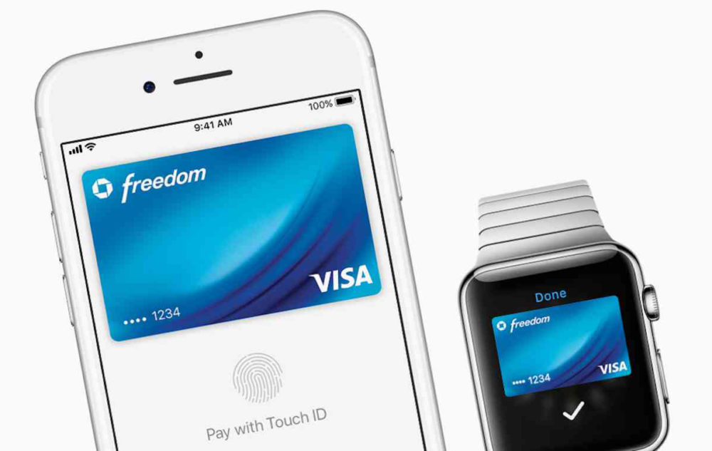 apple pay apple watch Apple Pay : la banque suisse UBS va bientôt proposer le service de paiement dApple