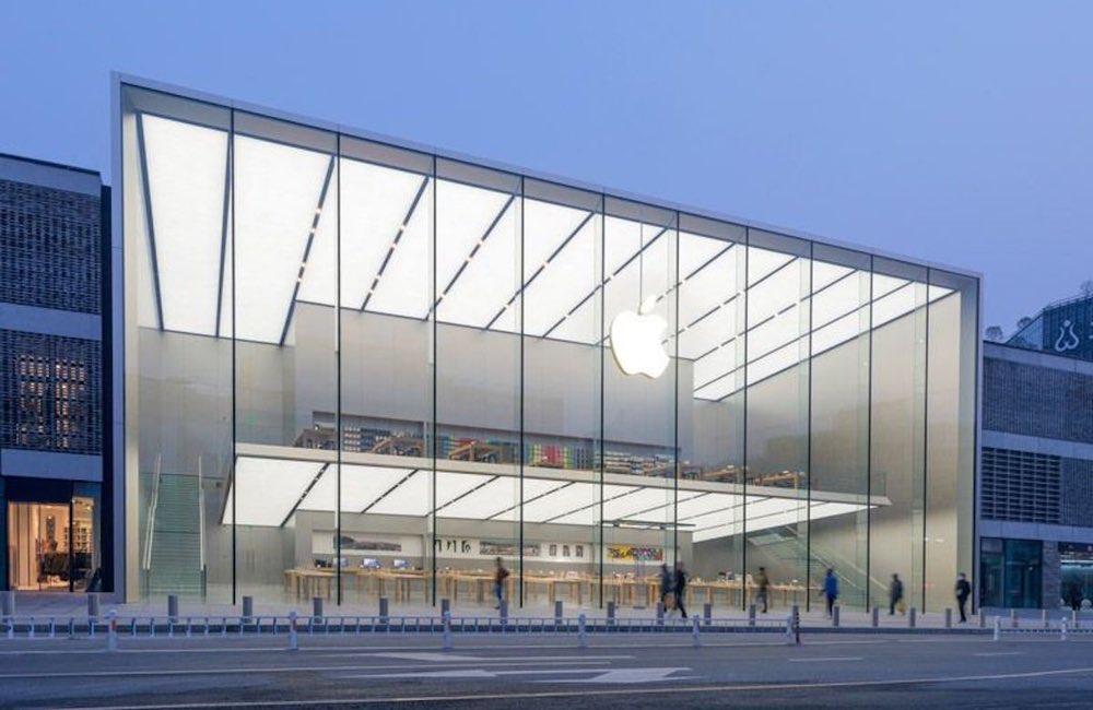 apple store chine Chine : les Apple Store peuvent partiellement rouvrir