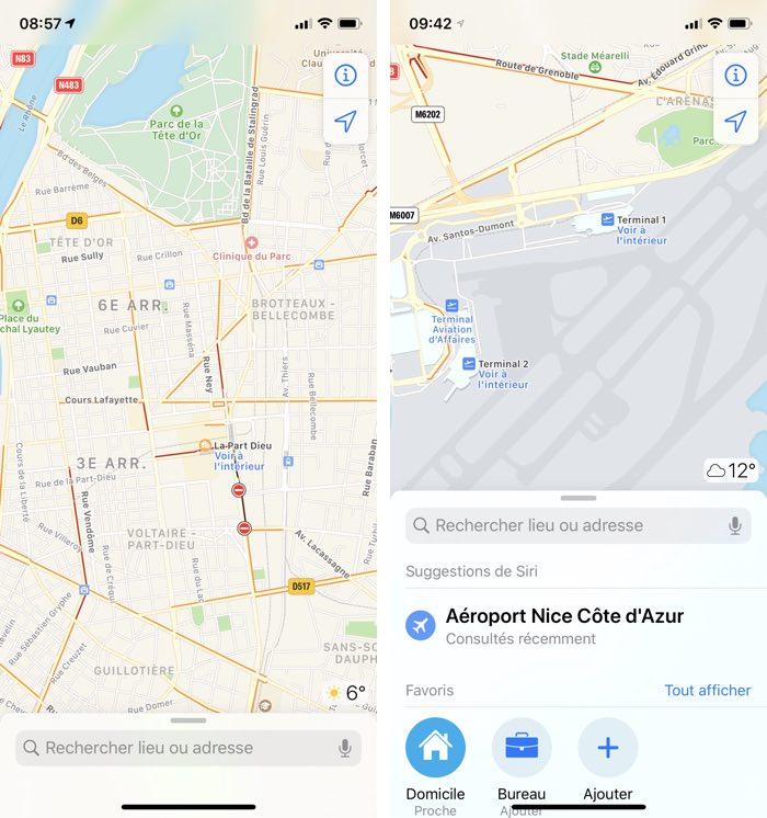 iphone plans voir interieur Plus de plans intérieurs en France dans plusieurs centres commerciaux et aéroports