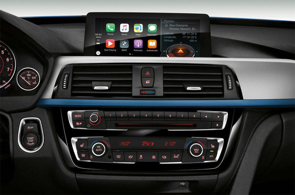 Apple CarPlay BMW BMW déclare quil abandonne labonnement pour utiliser CarPlay dApple (France)