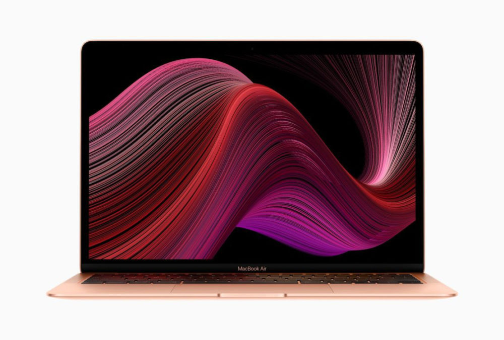 Apple Nouveau Macbook Air MacBook Air 2020 : plus rapide que le MacBook Air 2018, pas plus que liPad Pro 2018