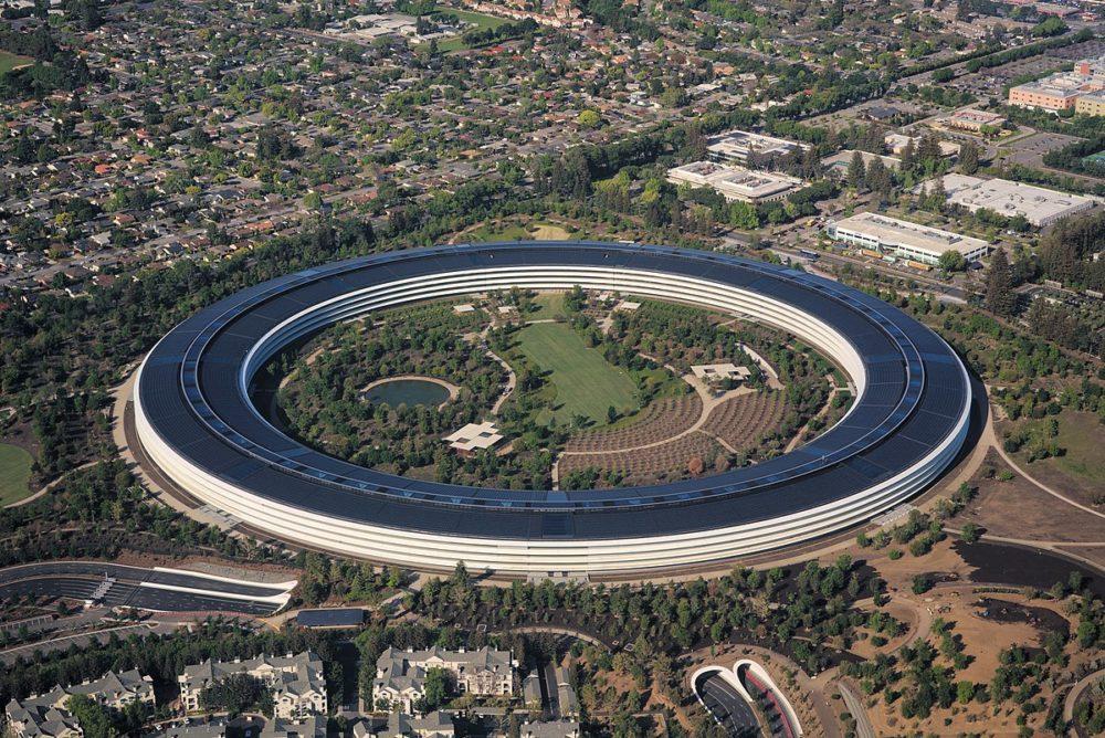 Apple Park Apple et dautres groupes sont invités à annuler leurs conférences à cause du coronavirus