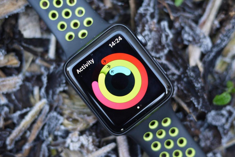 Apple Watch 4 Anneau Activites watchOS 7 : le mode Enfant, plus besoin dun iPhone pour utiliser une Apple Watch