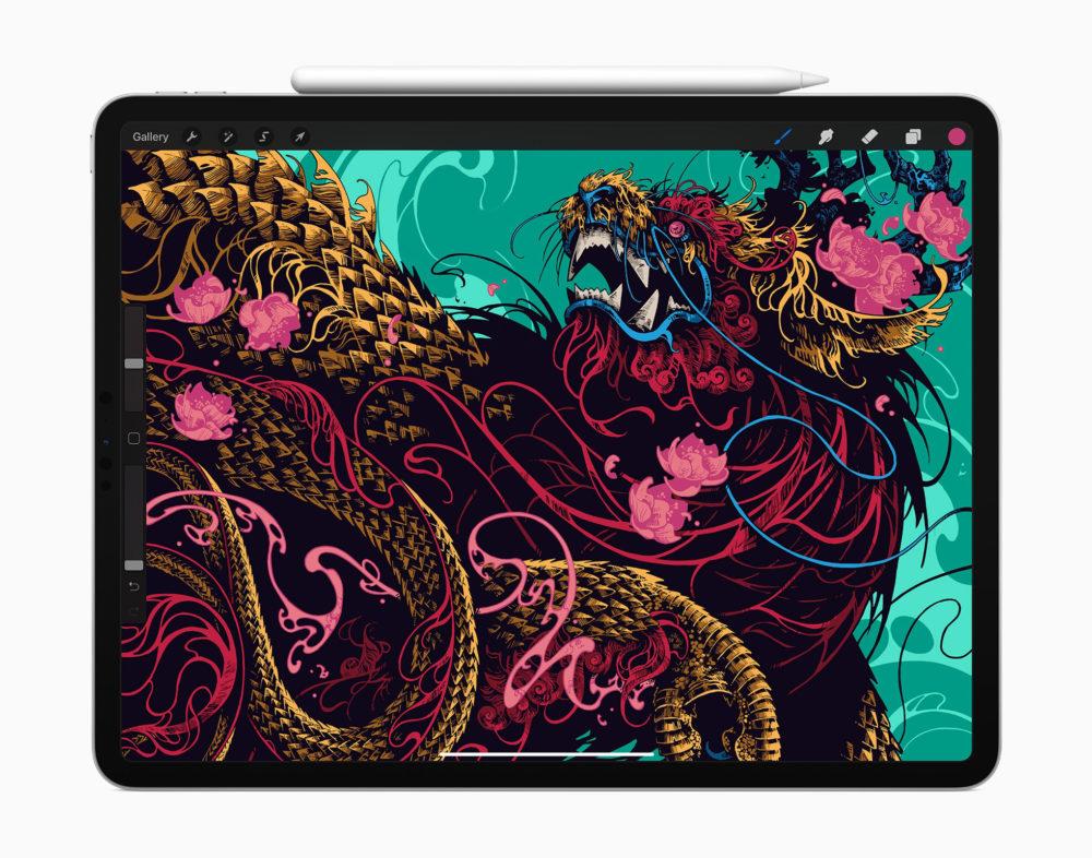 Apple iPad Pro 2020  iPad Pro 2020 (puce A12Z) vs iPad Pro 2018 (puce A12X) : lequel est le plus performant ?