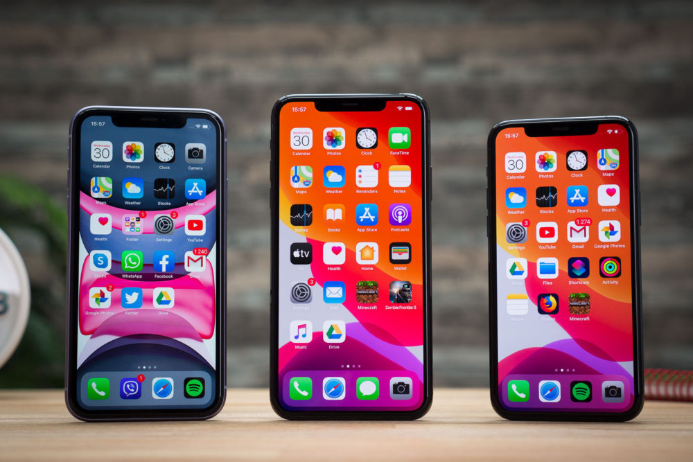 Apple iPhone 11 vs iPhone 11 Pro vs iPhone Xr Apple augmente le prix des iPhone en Inde à cause de laugmentation des frais de douane