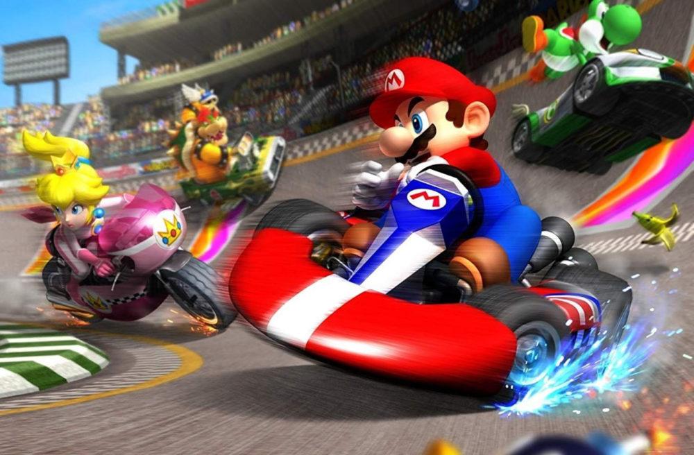 Mario Kart Tour iOS Le mode multijoueur en temps réel de Mario Kart Tour sur iOS sera proposé à tous le 8 mars