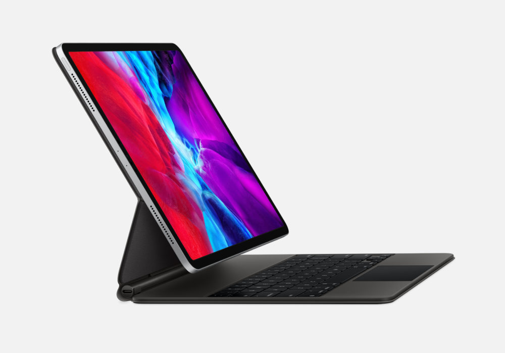 Apple annonce un nouvel iPad Pro avec un nouvel Magic Keyboard équipé dun trackpad