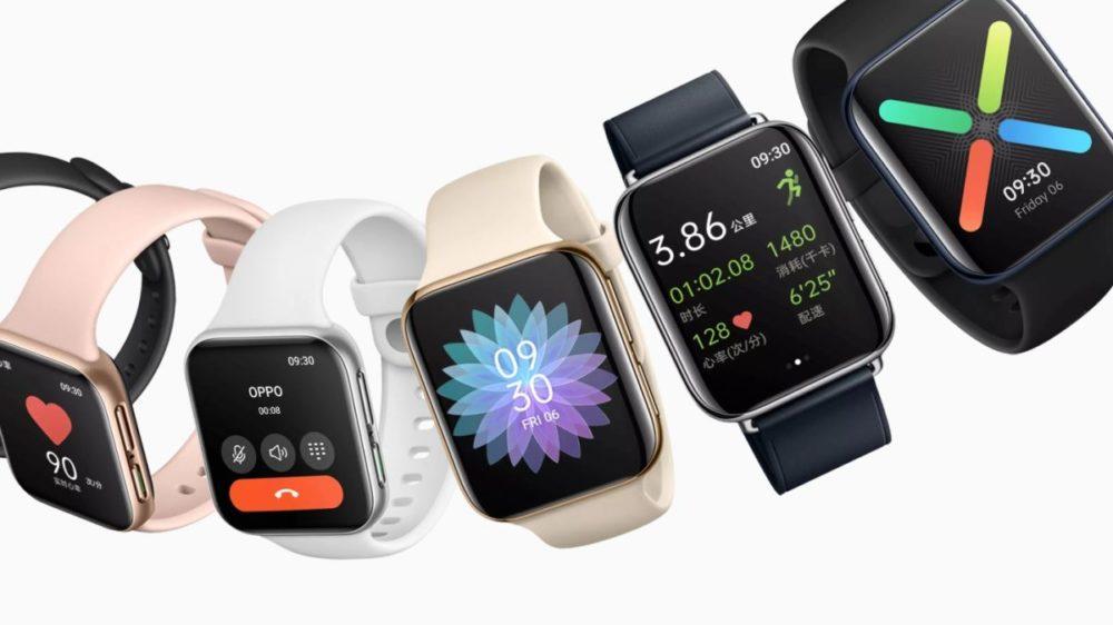 OPPO Watch 1 OPPO Watch : le clone de lApple Watch que vous ne pouvez pas ignorer