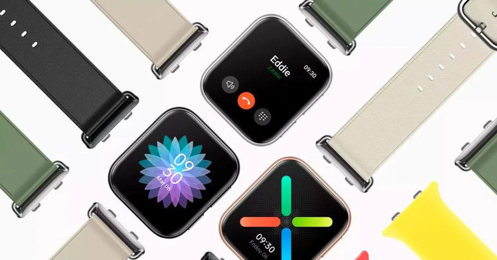 OPPO Watch 2 OPPO Watch : le clone de lApple Watch que vous ne pouvez pas ignorer