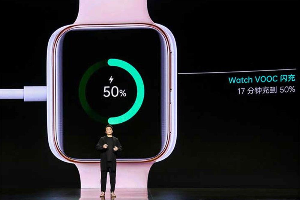 OPPO Watch 4 OPPO Watch : le clone de lApple Watch que vous ne pouvez pas ignorer