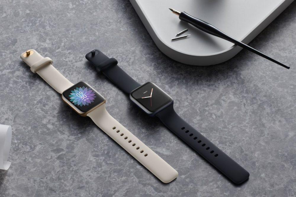 OPPO Watch OPPO Watch : le clone de lApple Watch que vous ne pouvez pas ignorer