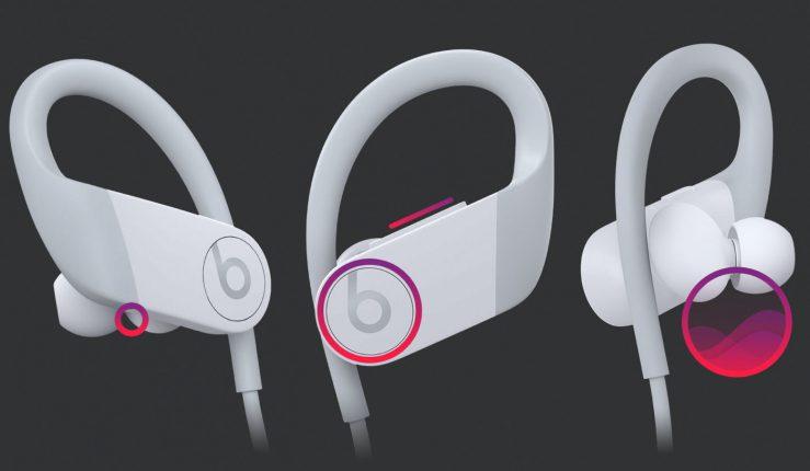 Powerbeats 4 Les écouteurs Powerbeats 4 sont disponibles : Dis Siri, 15 heures de batterie… 149 euros