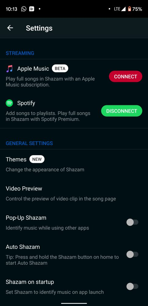 Shazam Android Apple Music Apple Music arrive désormais dans lapplication Shazam sur Android