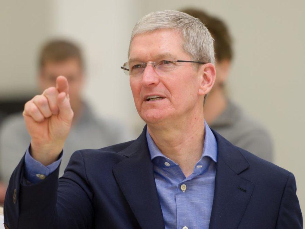 Apple et le coronavirus : Tim Cook se veut confiant en lavenir