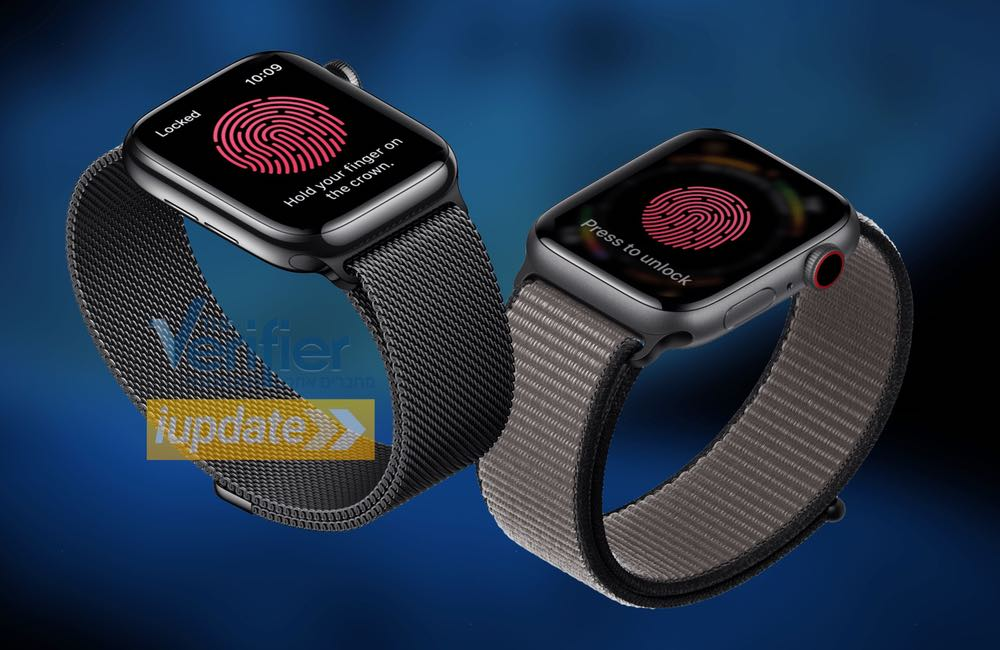 apple watch series7 touch id Rumeur Apple Watch : watchOS 7 et Touch ID