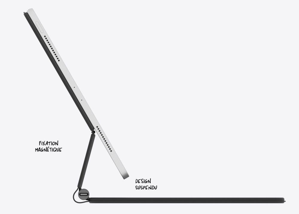 iPad Pro 2020 Du Wi Fi 6 sur le nouvel iPad Pro et une webcam 720p sur le MacBook Air 2020