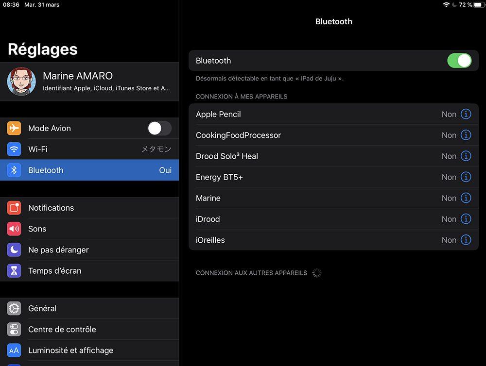 ipad bluetooth Comment connecter une manette de PS4 ou de Xbox sur iPhone, iPad ou Apple TV