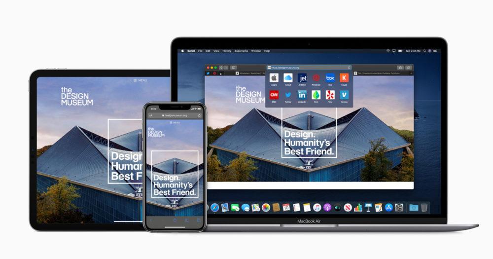mac iphone ipad Comment nettoyer et vider les caches, l'historique et les cookies sur Safari