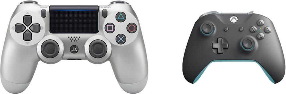 manette ps4 xbox one s Comment connecter une manette de PS4 ou de Xbox sur iPhone, iPad ou Apple TV