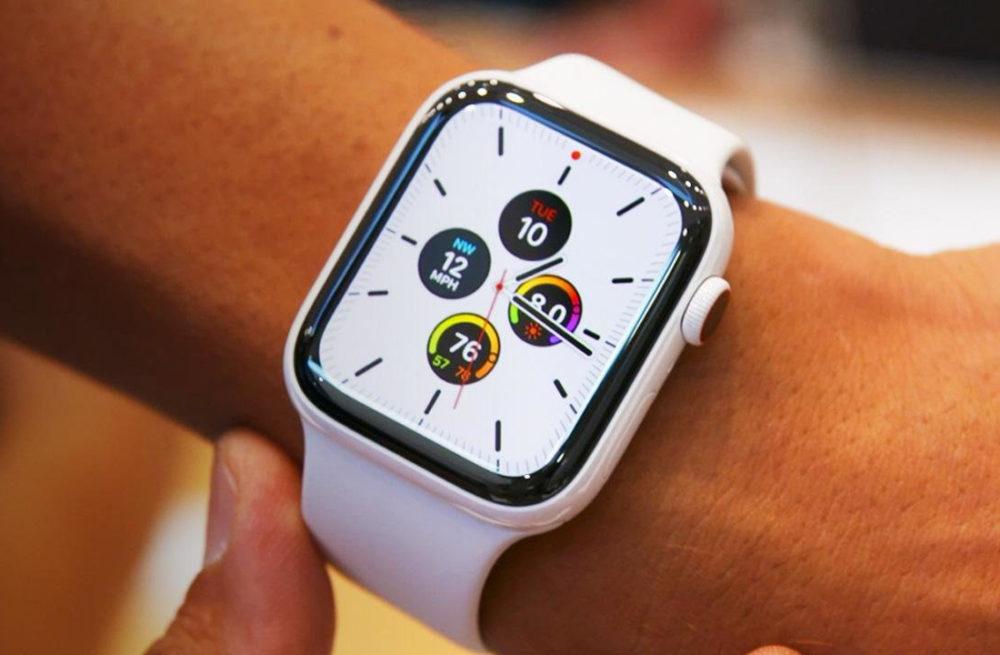 Apple Watch Series 5 Ceramique Apple Watch : mesure du niveau de stress et prévention des crises de paniques ?