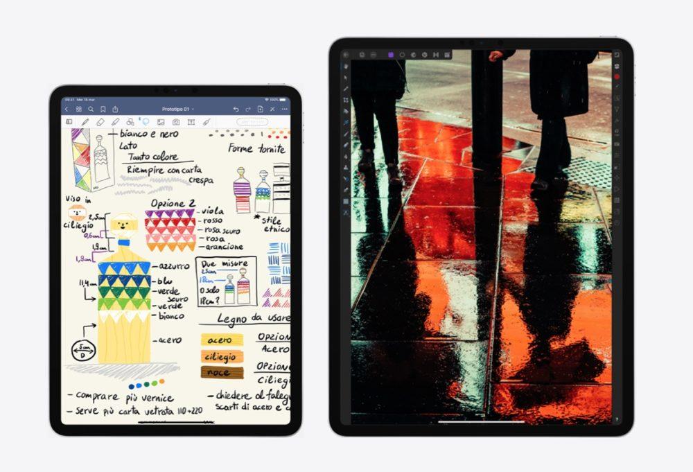 Apple iPad Pro 2020 3 Rumeur : iPad avec Touch ID sous lécran, nouveaux AirPods, HomePod Lite...