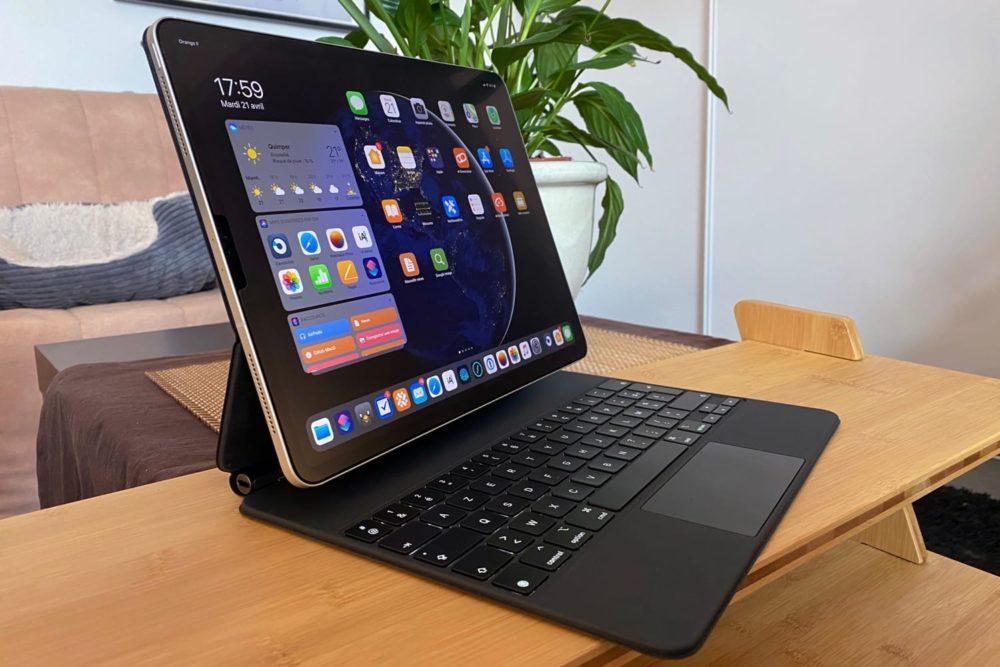 Apple iPad Pro Magic Keyboard LAppleCare+ pour liPad Pro 2020 couvre également le Magic Keyboard