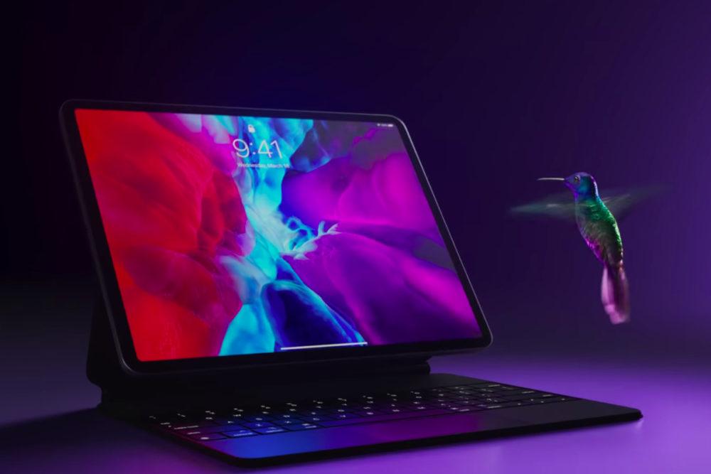 iPad Pro Magic Keyboard Pub Float Float : la nouvelle publicité publiée par Apple pour vanter liPad Pro 2020 et le Magic Keyboard