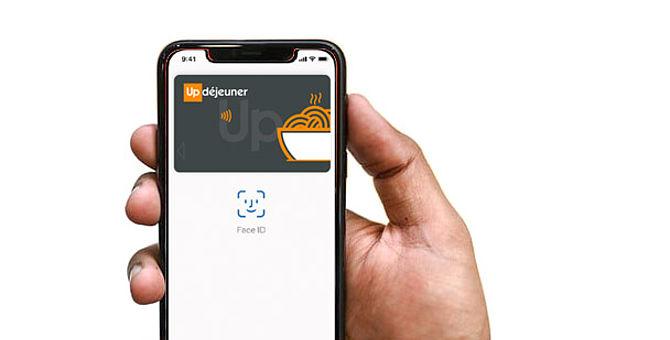 iPhone Apple Pay UpDejeuner Apple Pay en France : UpDéjeuner est à présent compatible