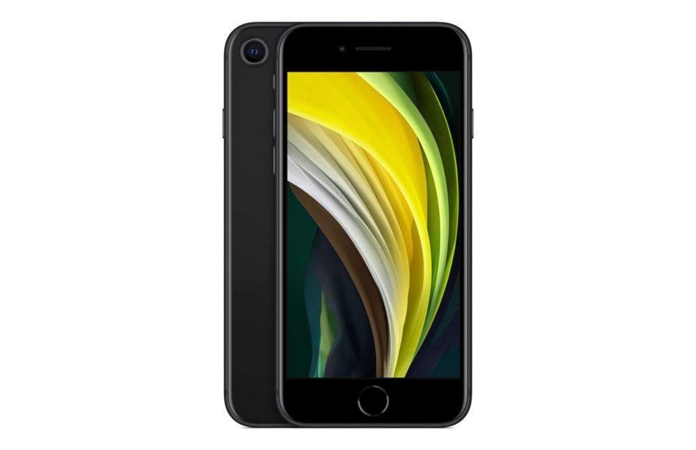 iPhone SE 2020 Noir 1 Les premiers modèles diPhone SE 2020 sont expédiés par Apple