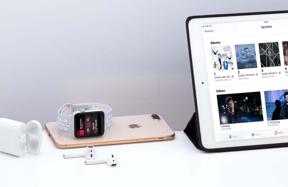 ipad iphone musique Astuce : faire un karaoké grâce aux paroles synchronisées de Musique sur Mac et iPhone