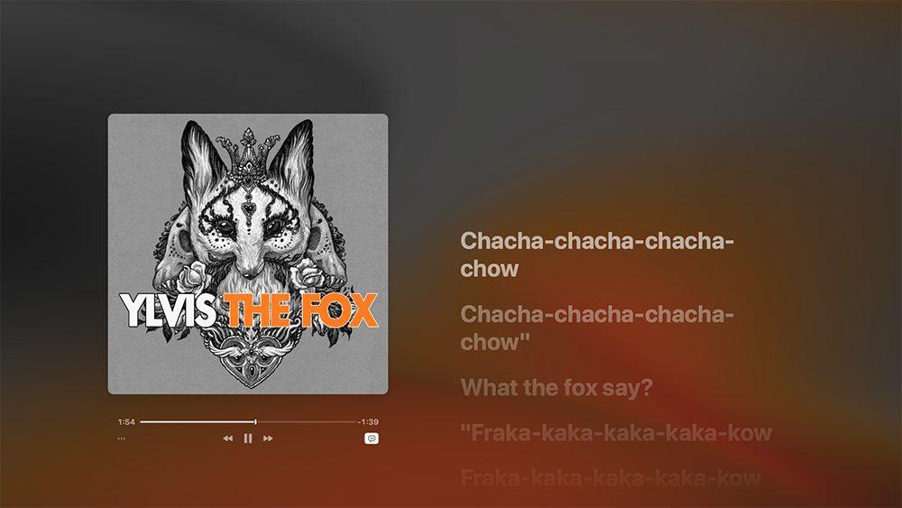 mac musique paroles plein ecran Astuce : faire un karaoké grâce aux paroles synchronisées de Musique sur Mac et iPhone
