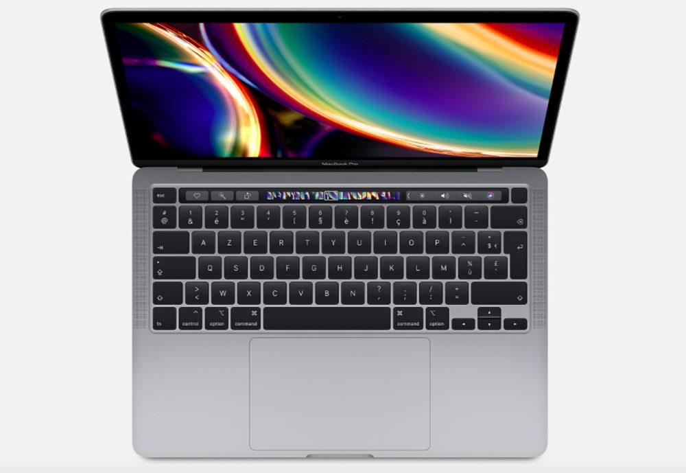 13 pouces MacBook Pro 2020 De nouveaux MacBook Intel avec un nouveau design prévus en 2021 ?