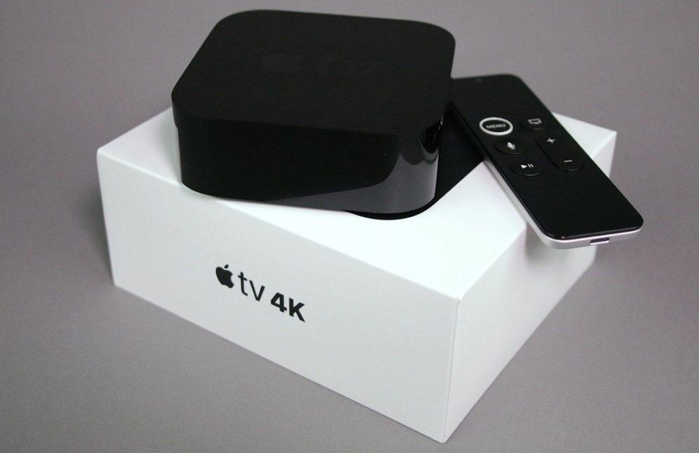 Apple Apple TV 4K La version finale de tvOS 13.4.5 est proposée par Apple