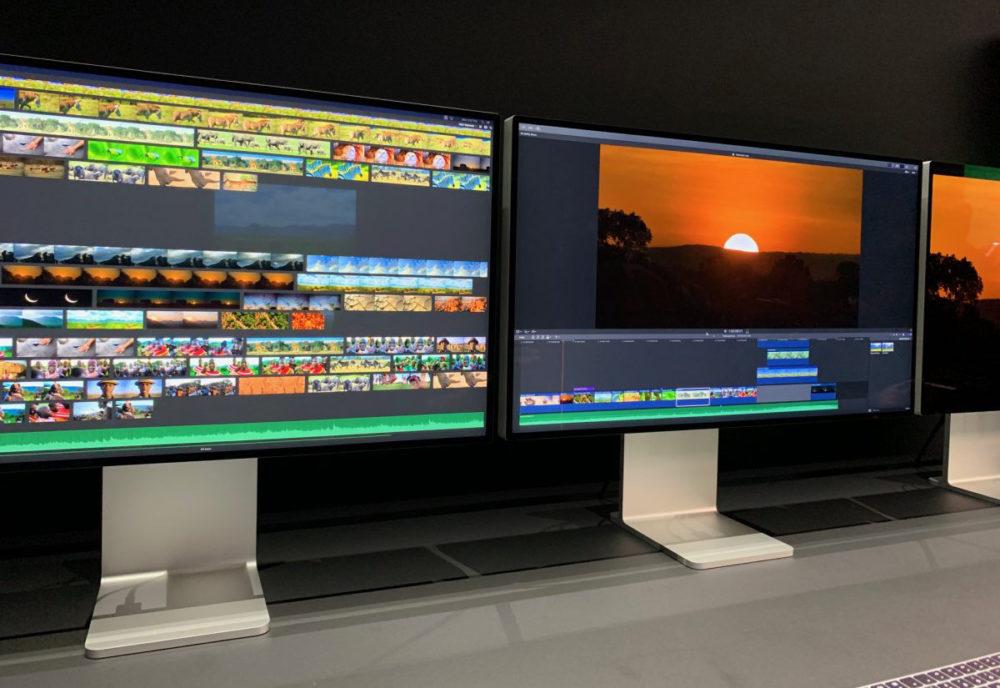 Apple Pro Display XDR Le Pro Display XDR dApple a été élu meilleur écran de lannée