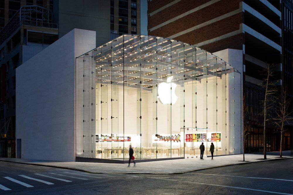 Apple Store États Unis : environ 100 Apple Store ont rouvert leurs portes