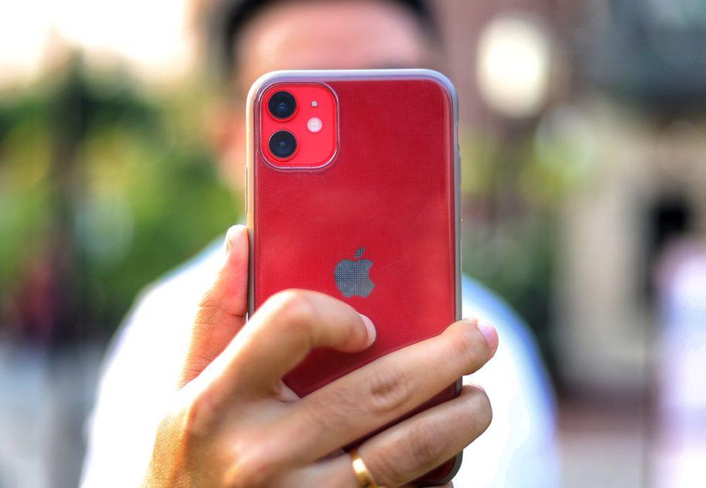 Apple iPhone 11 DXOMark juge que lappareil photo avant de liPhone 11 nest pas le meilleur